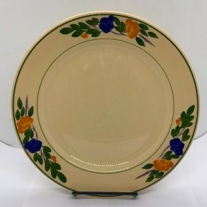 Vintage Shenango China IncaWare Hand Painted Plate